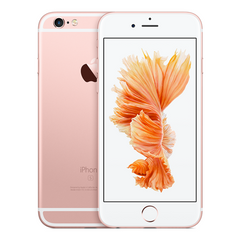 iPhone 6s Rose Gold 128 GB